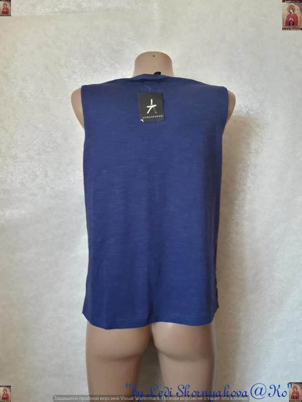 Новая фирменная atmosphere с биркой кофта/майка/блуза, размер м-л - Фото 2
