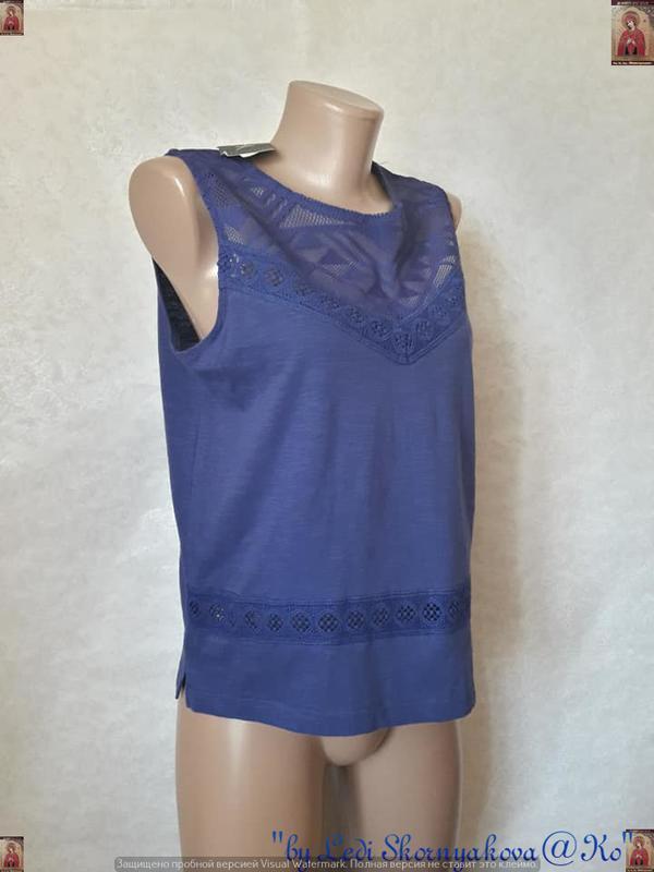 Новая фирменная atmosphere с биркой кофта/майка/блуза, размер м-л - Фото 3