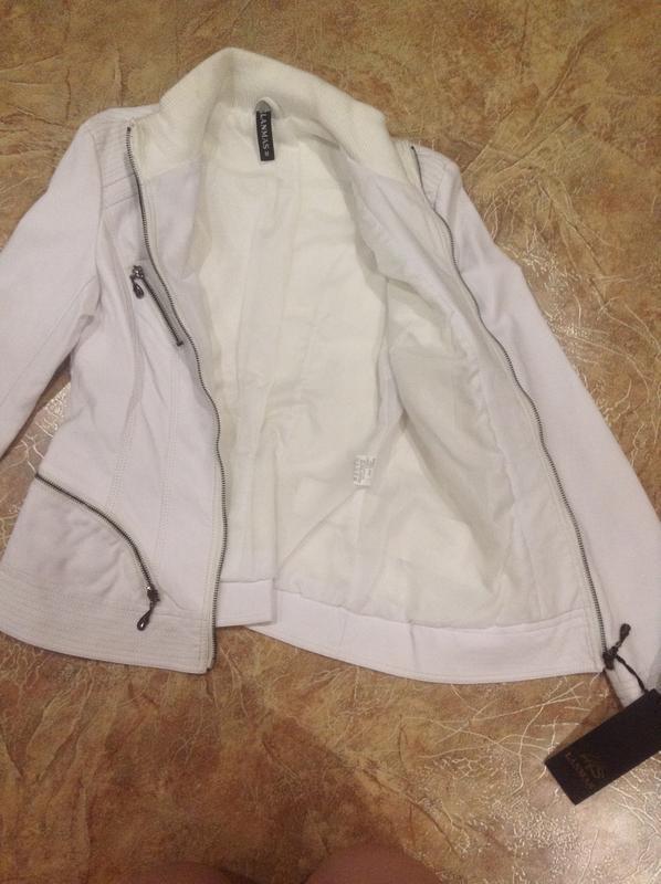 Куртка кожзам. Lanmas - Фото 2