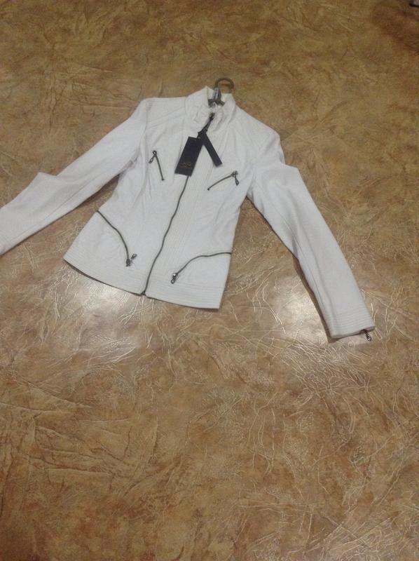 Куртка кожзам. Lanmas - Фото 4