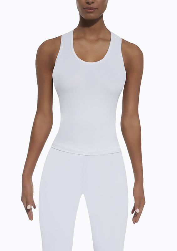 Женский костюм для фитнеса bas bleu imagin белый с черным - Фото 2