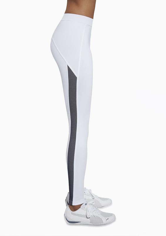 Женский костюм для фитнеса bas bleu imagin белый с черным - Фото 5