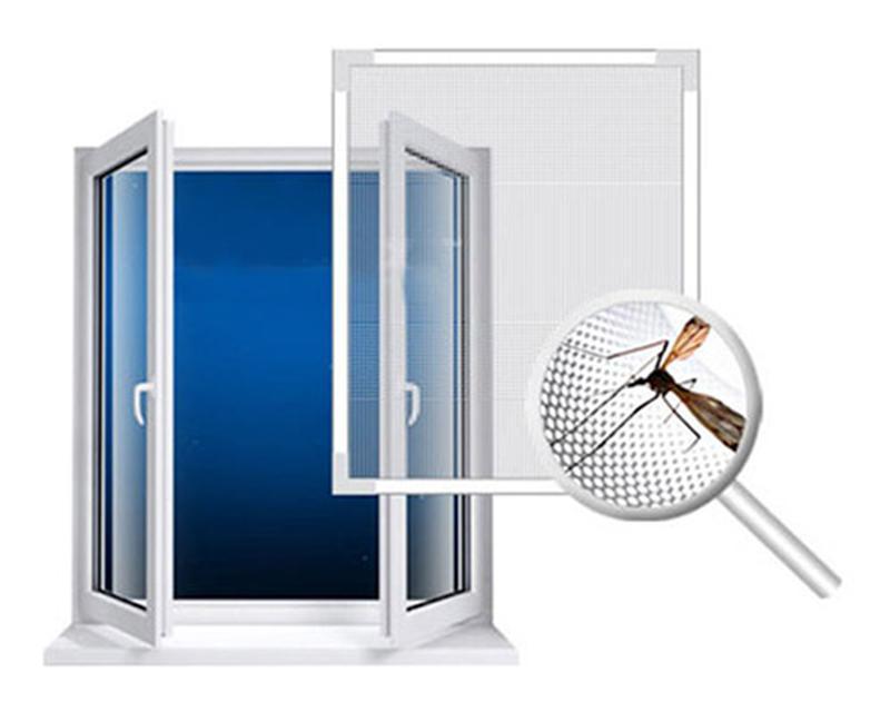 Москитные сетки на окна / двери - Фото 2