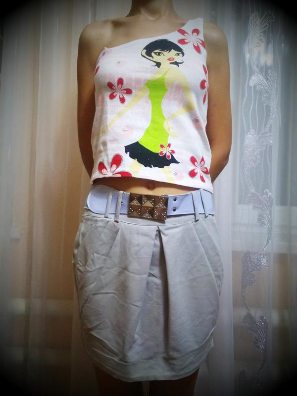 Подрастковый костюм для девочки