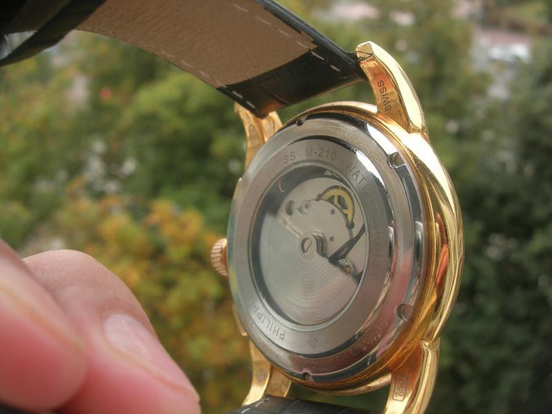 Часы Patek Philippe Perpetual Black - Фото 4