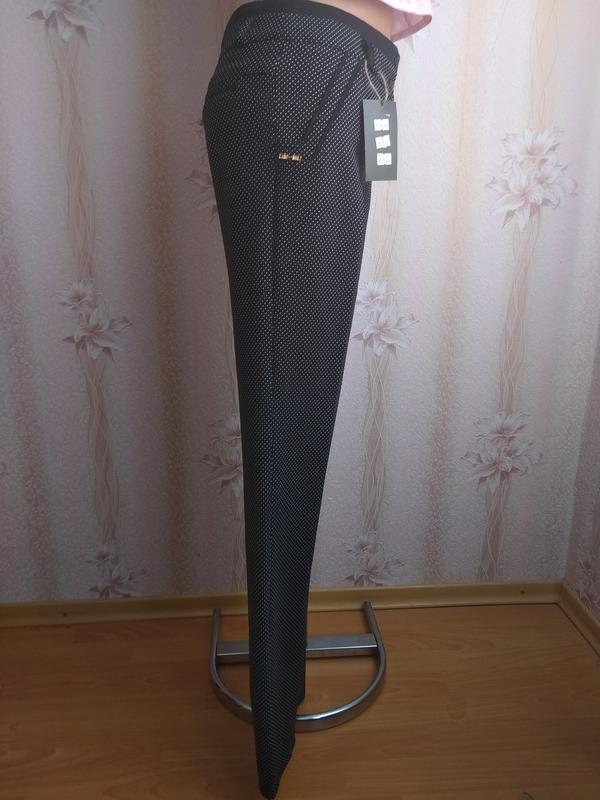 Мега-стильные женские брюки gertie , р.36, турция - Фото 2