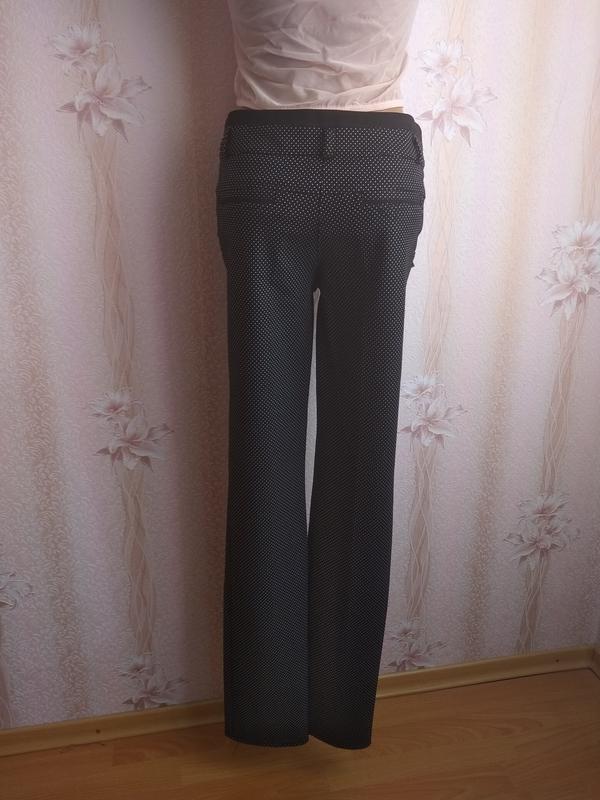 Мега-стильные женские брюки gertie , р.36, турция - Фото 3