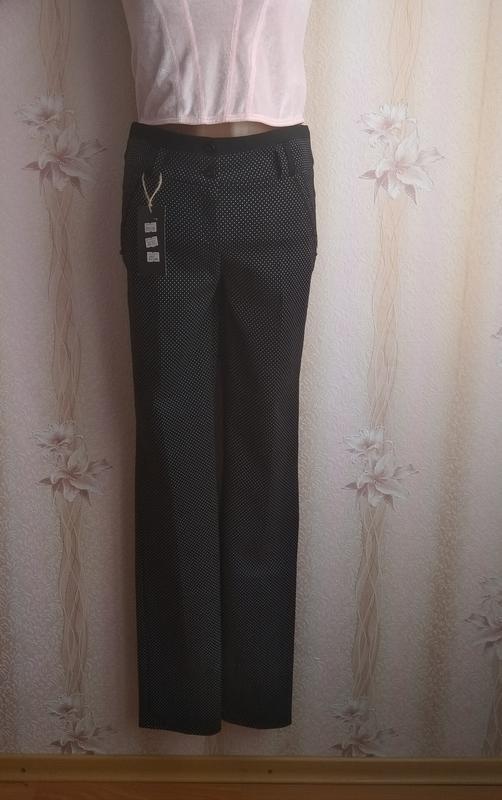 Мега-стильные женские брюки gertie , р.36, турция - Фото 5