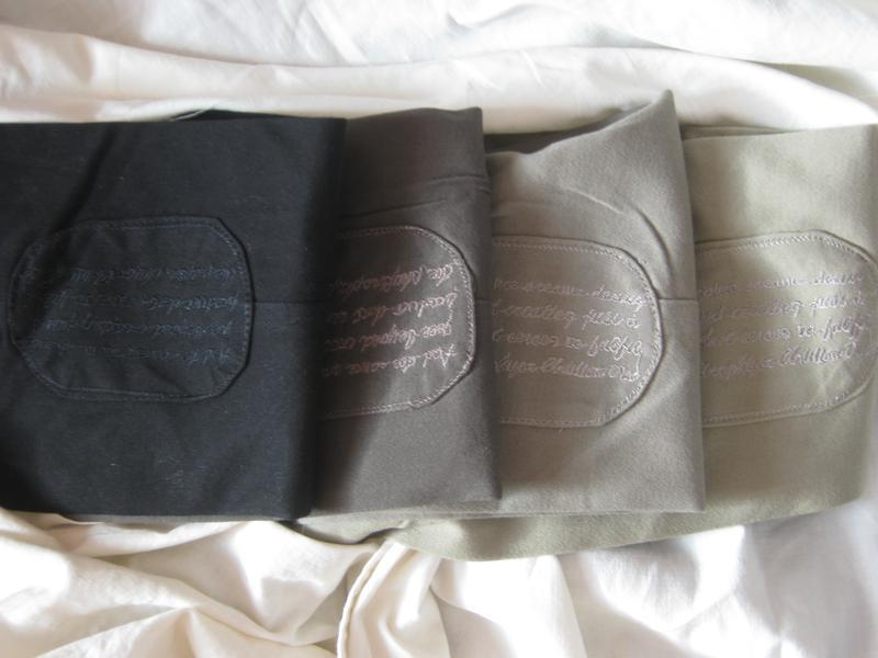 Куртка-пиджак котон, вышивка р.xl- наш 46, 4 цвета - Фото 5