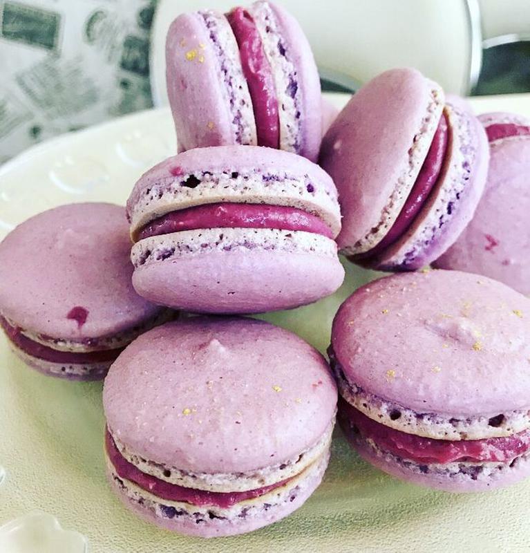Макарон, макаронсы, макарун печенье французское
