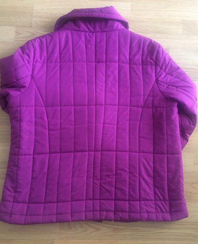 Стеганая куртка fabiani - Фото 3