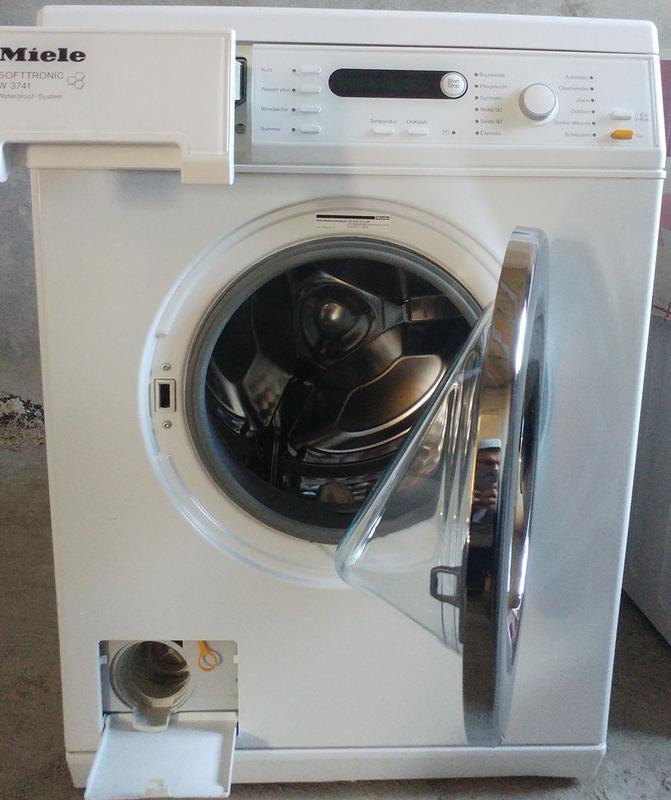Стиральная машина Miele Softtronic W 3741 WPS - Фото 2