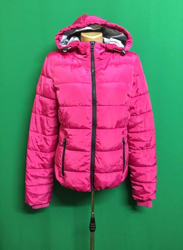 Зимняя стёганая куртка fb sister (xs/s)
