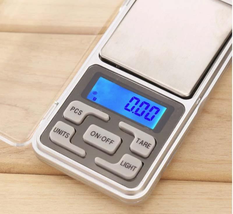 Ювелирные весы цифровые
