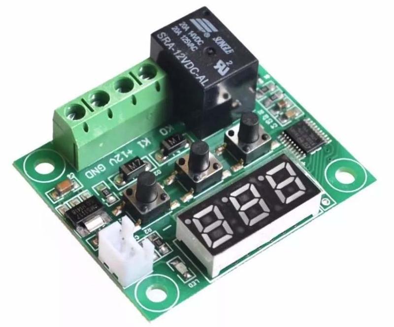 Термостат, регулятор контроллер температуры, инкубатор