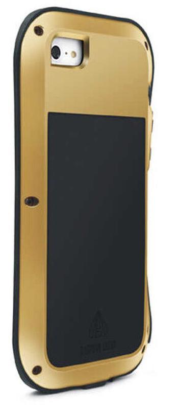 Противоударный чехол для айфона 5 5s Se - Фото 2