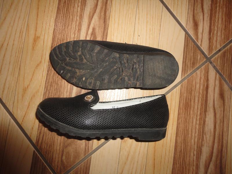 Туфельки для первоклашки - Фото 3