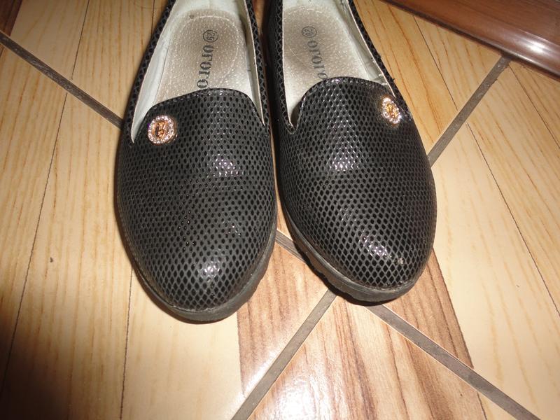 Туфельки для первоклашки - Фото 5