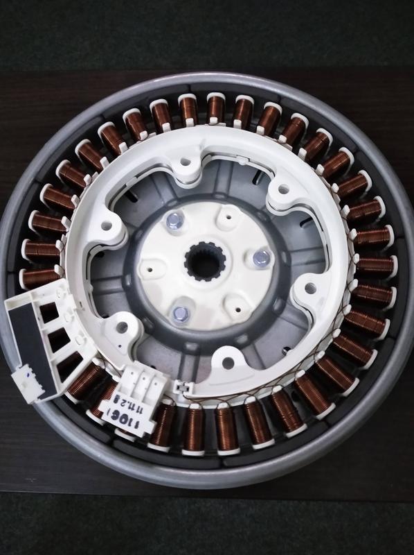 Продается мотор ротор к стиральной машине LG 4413ER1001B