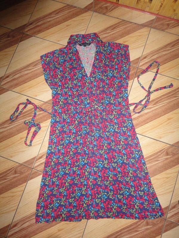 Красиве тоненькое трикотажное платье