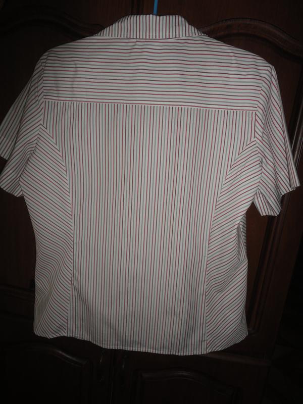 Рубашка в полоску - Фото 2