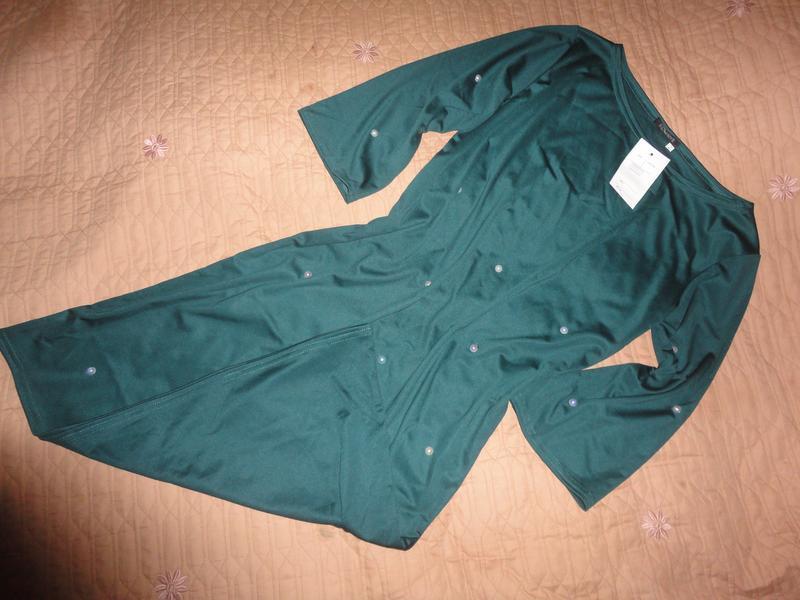 Нарядное платье свободного фасона - Фото 2