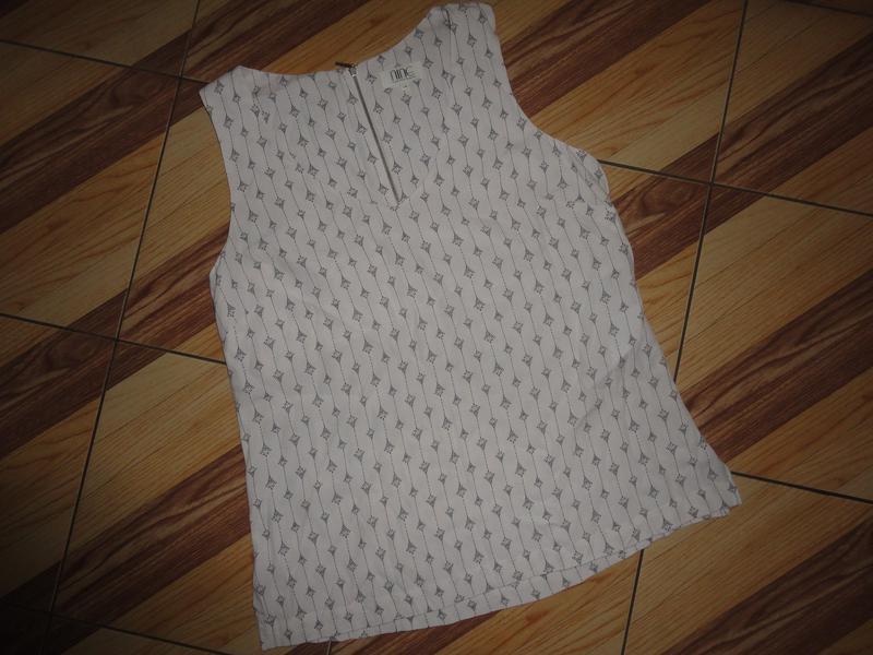Блуза в ромбики