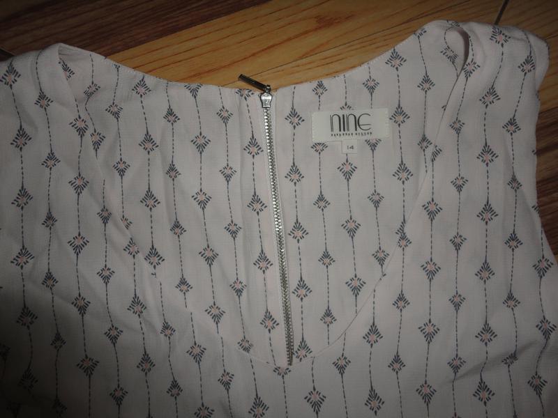 Блуза в ромбики - Фото 2
