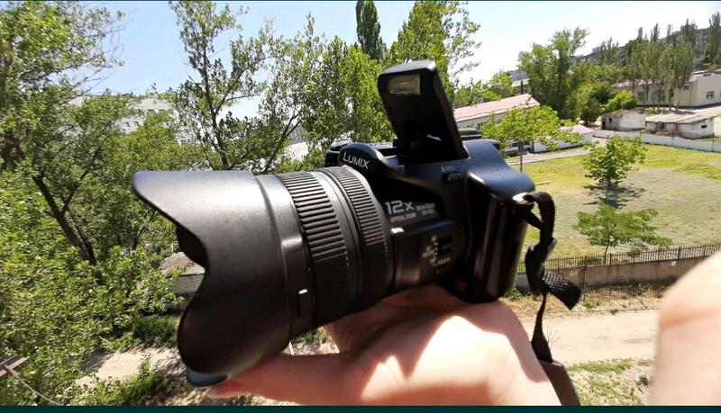 Panasonic Lumix DMC-FZ30 + 2 флешки в подарок