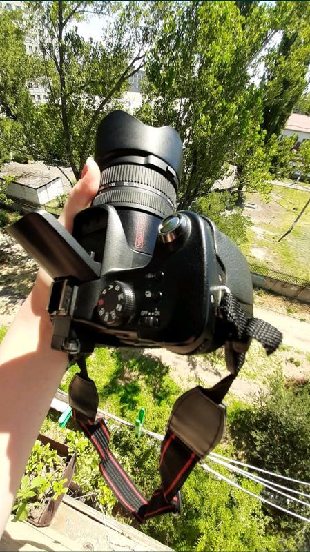 Panasonic Lumix DMC-FZ30 + 2 флешки в подарок - Фото 3