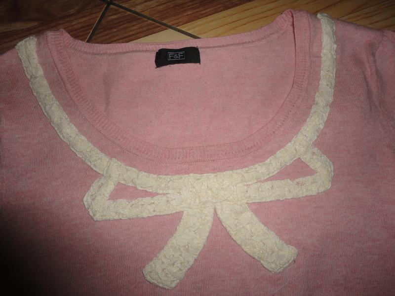 Розовая кофточка - Фото 2
