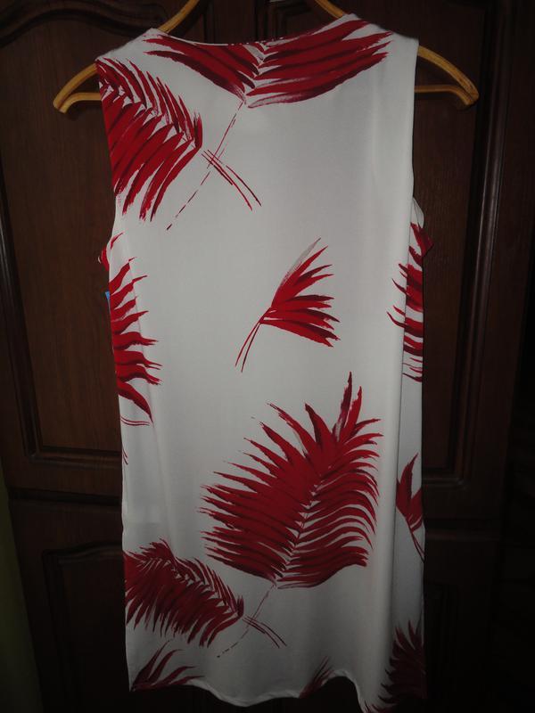 Шикарное платье-туника некст - Фото 2