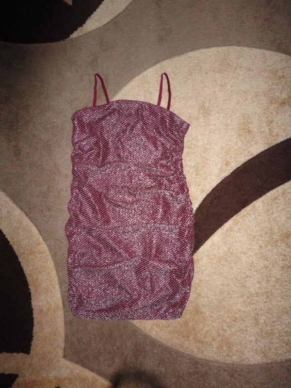 Тренд сезона - вечернее платье с люрексовой нитью - Фото 3