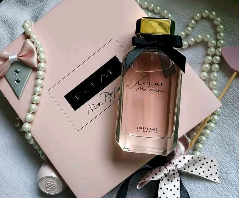 Парфюмерная вода eclat mon parfum экла мон парфа орифлейм код ...