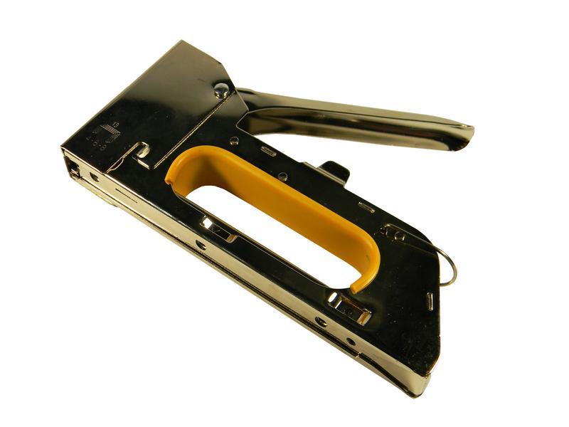 Ручной строительный степлер 4-8