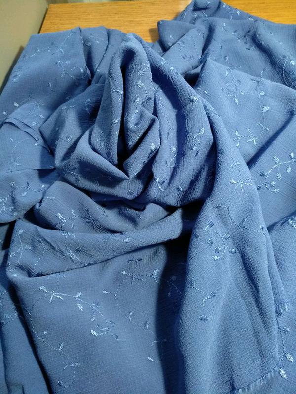 Ткань, отрез ткани 1.60х1.40см. для лета