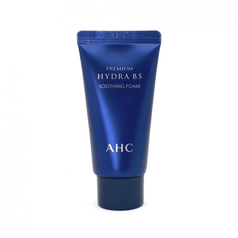 Пенка для умывания AHC Premium Hydra B5Soothing Foam, 30 мл