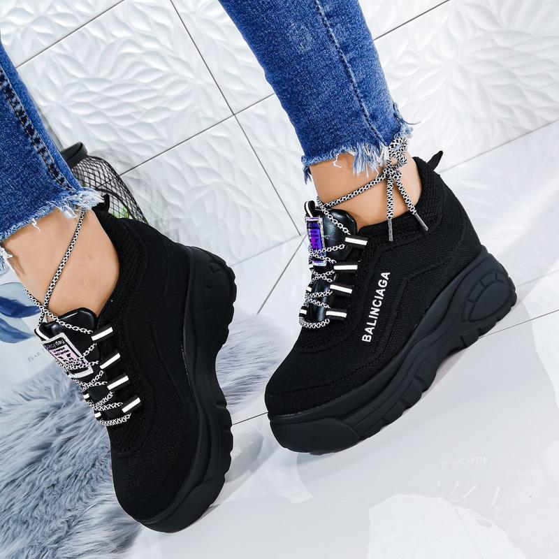 Суперновиночка стильные кроссовки - Фото 2