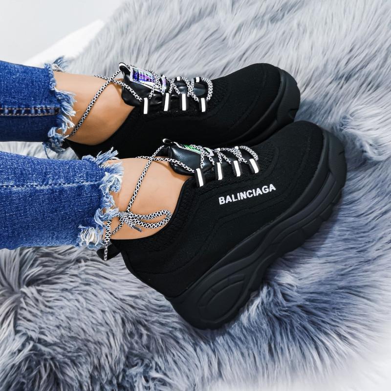 Суперновиночка стильные кроссовки - Фото 3