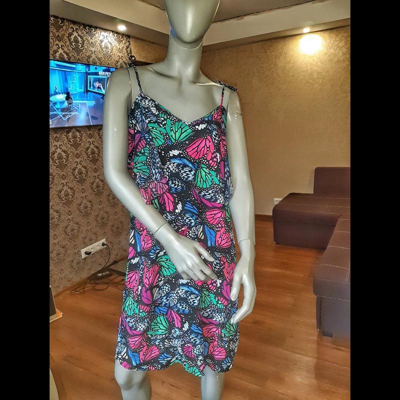 Краствое летнее платье - Фото 4