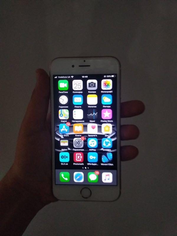 Продам iPhone 6s 32GB - Фото 3