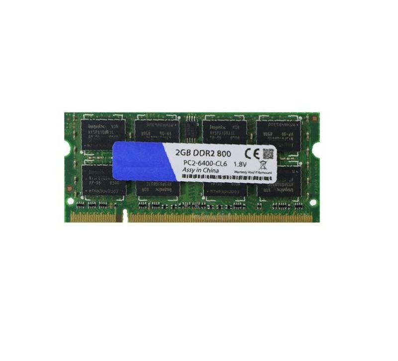 Оперативна пам'ять для ноутбука SO-DIMM DDR2 800 МГц 2Gb