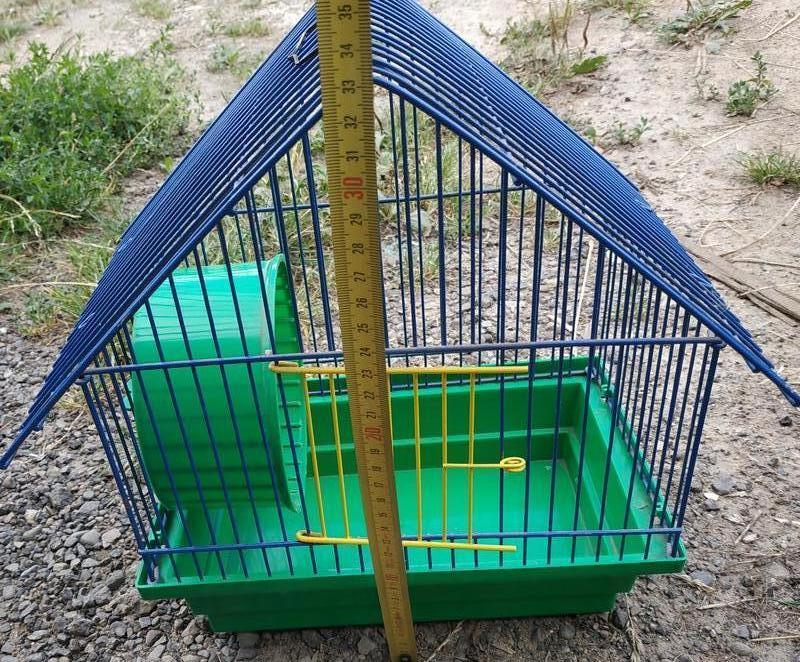 Клітка для хом'яків і гризунів - Фото 3