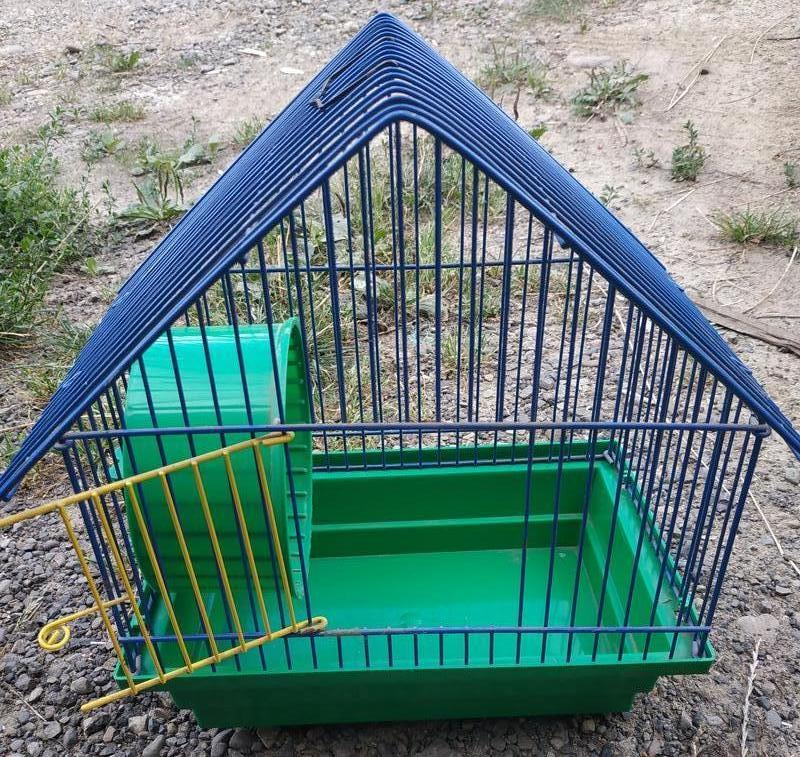 Клітка для хом'яків і гризунів - Фото 4