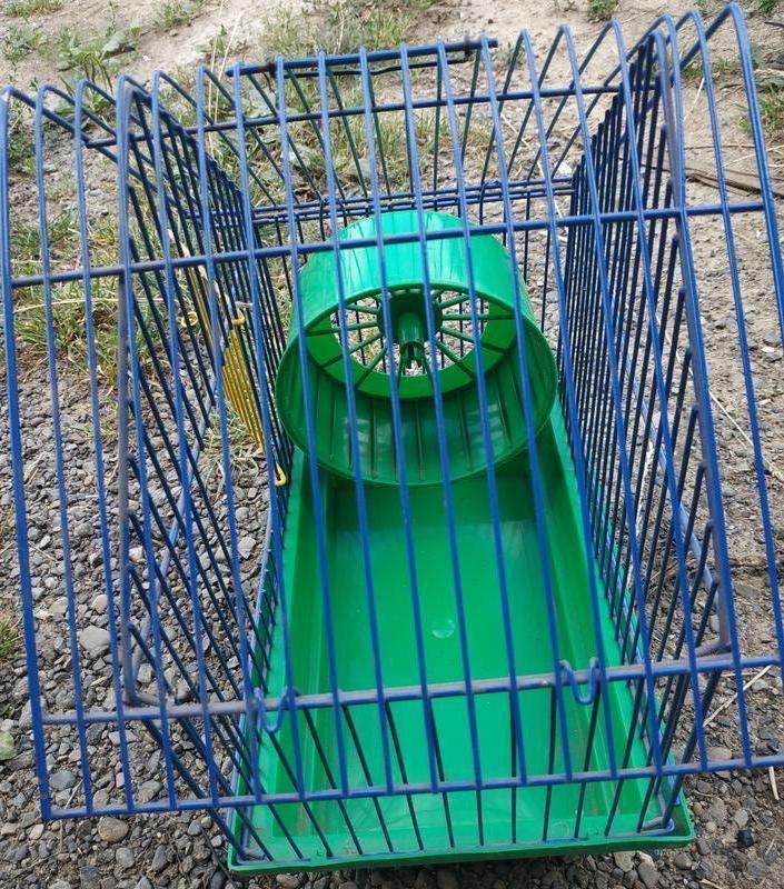 Клітка для хом'яків і гризунів - Фото 2