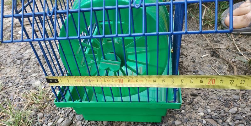 Клітка для хом'яків і гризунів - Фото 5