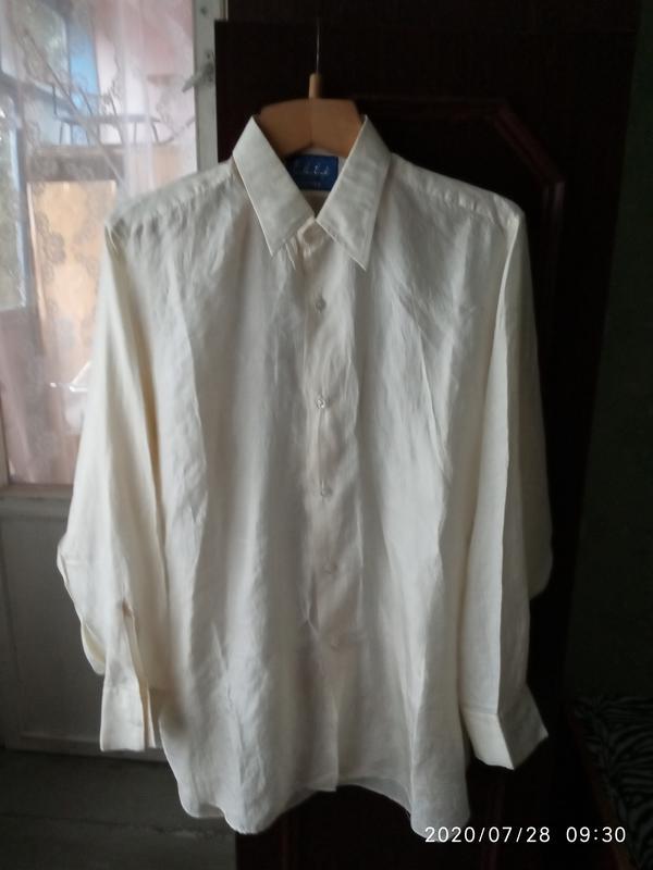Рубашка- натуральный шелк