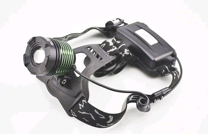 Аккумуляторный налобный фонарик BL POLICE 2199 T6