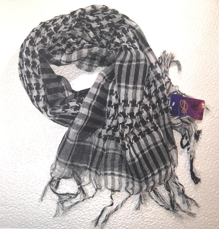 Арафатка (куфия, шемаг) арабский платок