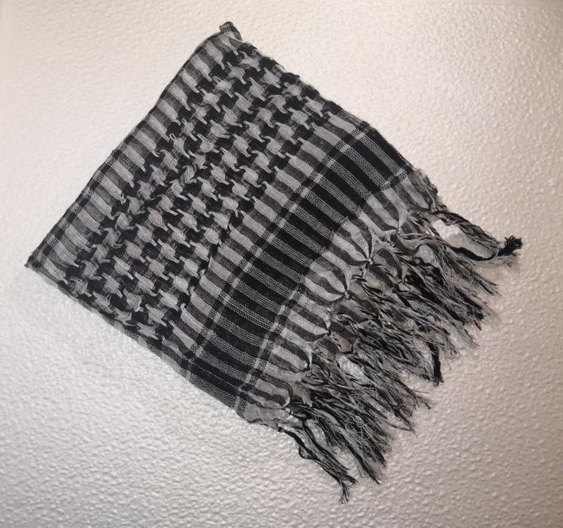 Арафатка (куфия, шемаг) арабский платок - Фото 2